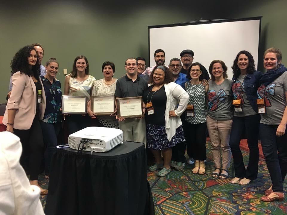 AERA 2017 Bilingual Education SIG awards