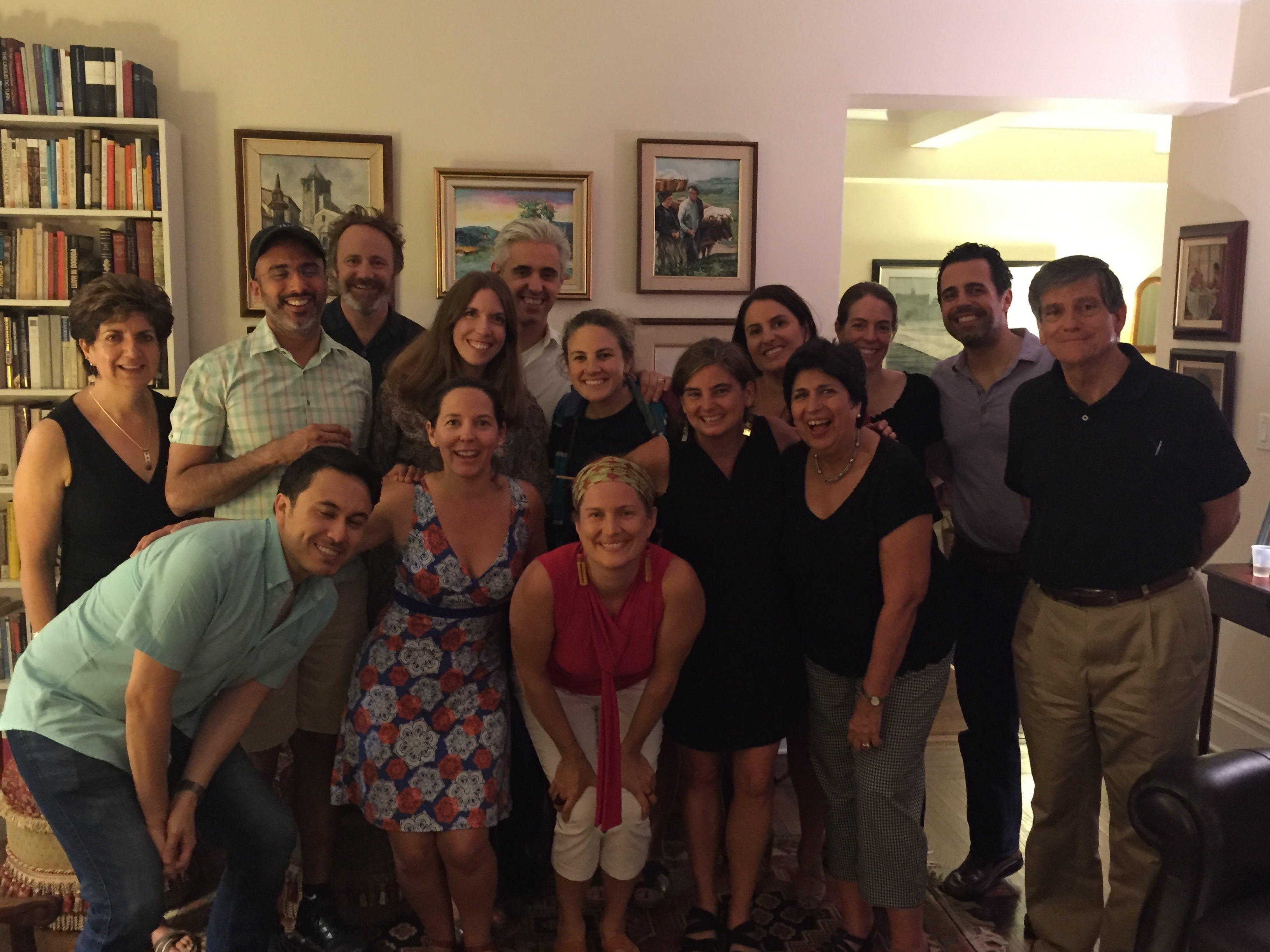 CUNY-NYSIEB Party 2014 or 2015